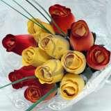 Medinės rožės