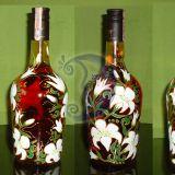 "Jubiliejinis butelis ""Balta lelija&"