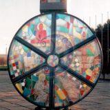 Pasaulio Religijos, vitrazas
