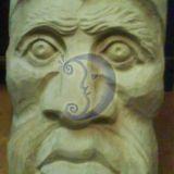 Medinė kaukė