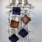 stiklo dirbinys, abstrakcija