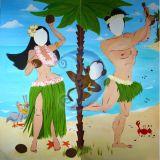 Havajai fotosesijai