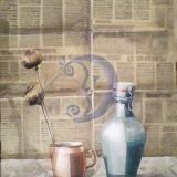 Akvarelės naturmortai 2