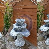 Sodo fontanas