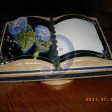 Knyga-atvirutė