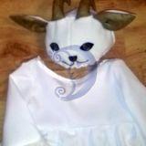 Ožkos karnavalinis kostiumas