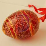 Stiklinis Velykinis kiaušinis
