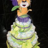 Sauskelniu tortas