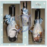 """Dekoruotas butelis """"Mažasis stebukl"""
