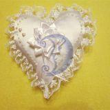 Vestuviniams žiedam pagalvėlė