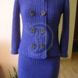 Mėlynas kostiumėlis