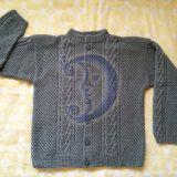 vyr. megztinis