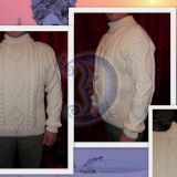 Vyriškas vilnonis megztinis