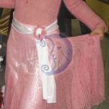Ružava suknutė