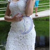 Balta suknutė