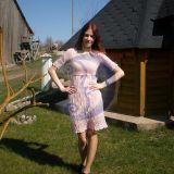 Itališkos moheros suknutė