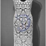 nerta suknelė iš medvilnės