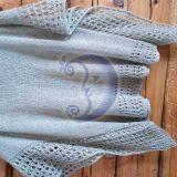 Vienetiniai megzti virbalais