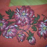 роспись по текстилю