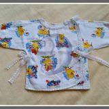 kūdikio marškinėliai (siaustinukai)
