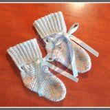 Melsvos kojinytės