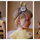 Bitės kostiumas - suknelė