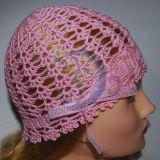 Svelni ruzava kepurele