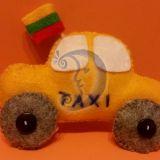 Taxi mašinėlė
