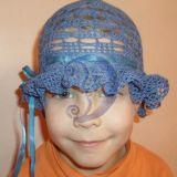 Mėlyna kepuryte