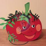 Smagi Pomidoro karūna Rudenėlio šventei