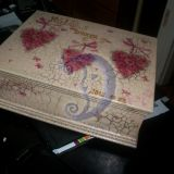 Dėžutė metinių proga