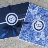 mėlynoms vestuvės