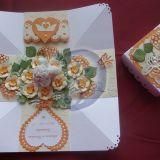 dėžutė vestuvėms