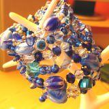 Marga mėlynė