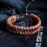 Masyvi odinė apyrankė