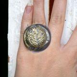 masyvus žiedas