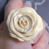 Žiedas Rožė Nude