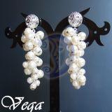 Stiklo perlų kekės
