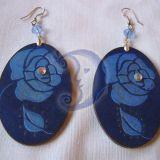Mėlynos rožės