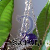 Violetiniai kabantys