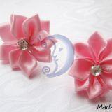 Rožinės gėlytės