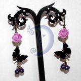 Violetinės rožytės