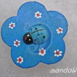 Mėlyna Boružėlė