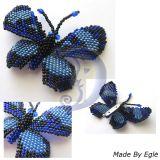 Mėlynasis drugelis