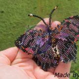 Violetinis drugelis