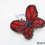 Raudonas drugelis