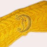 geltonos riešinės
